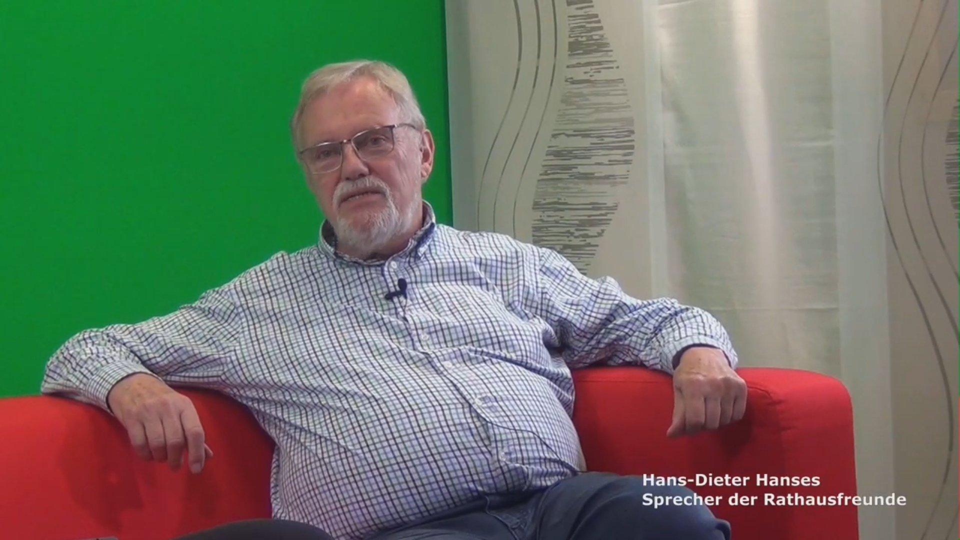 Hans-Dieter Hanses im Interview von AhlenTV